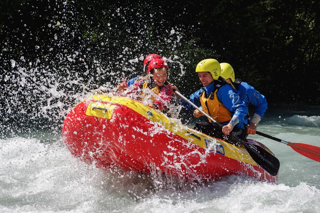 Power-Rafting